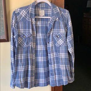 AEO buttondown shirt